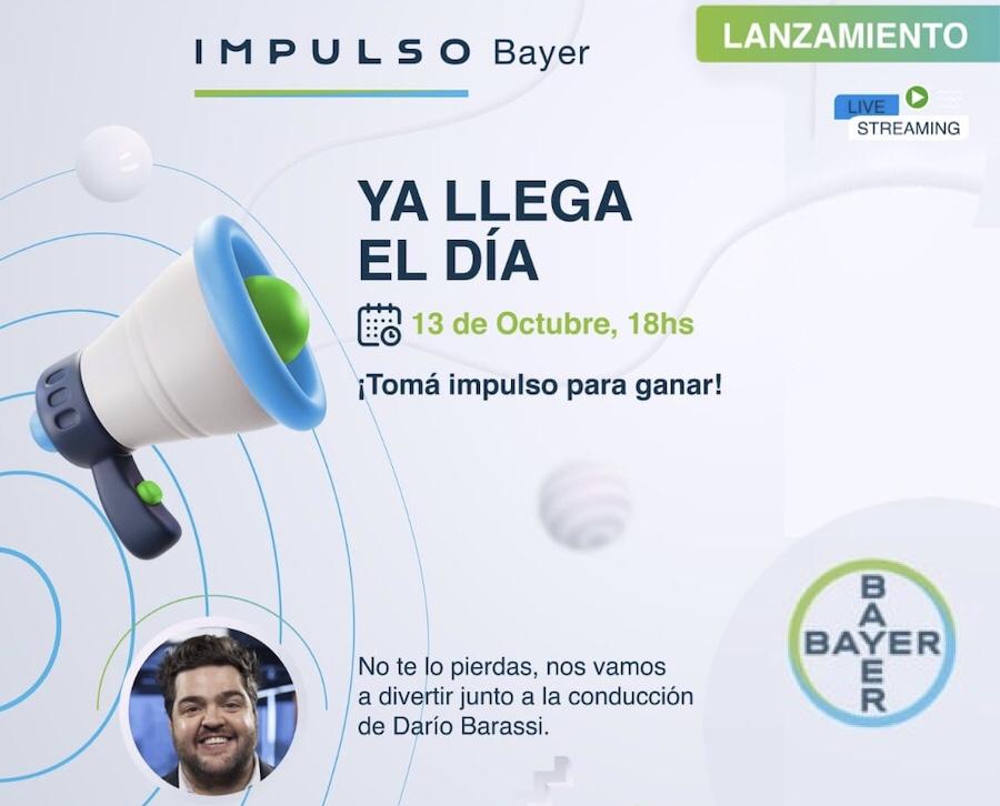 Impulso Bayer tiene mañana su lanzamiento