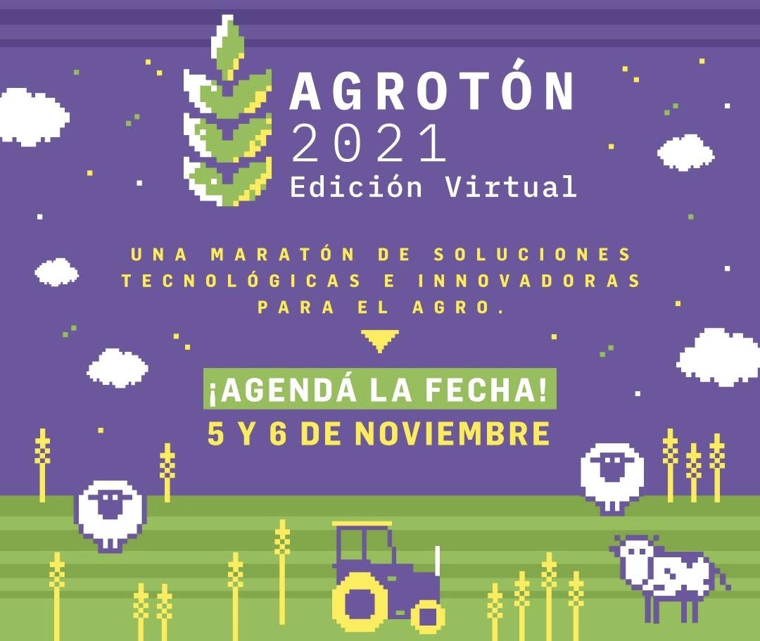 Llega el Agrotón 2021